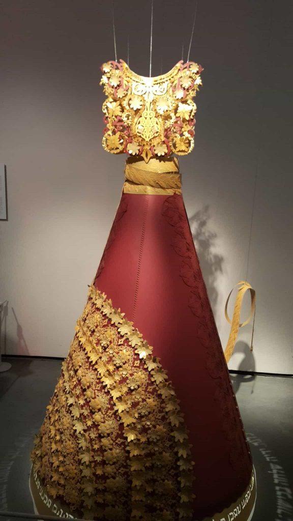 פריט אומנות במוזיאון תל אביב